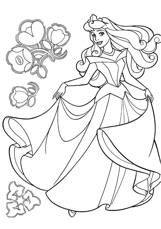 Desenhos E Riscos De Princesas Desenhos E Riscos