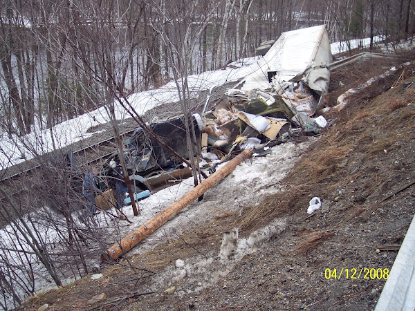 Truck Accident 4.12.08