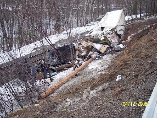Truck Accident 4.12.08