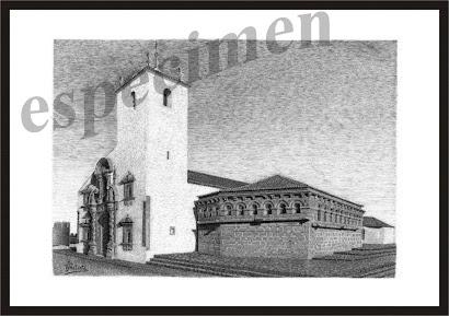 Domus Municipalis/Igreja de Sta. Maria (Bragança)