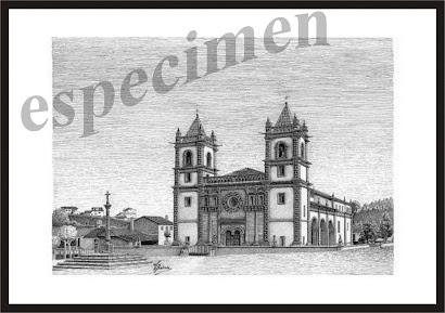 Santuário do Santo Cristo de Outeiro (Bragança); Igreja de Castro de Avelãs (Bragança)