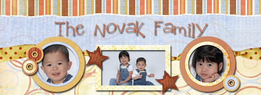 THE NOVAK FAMILY