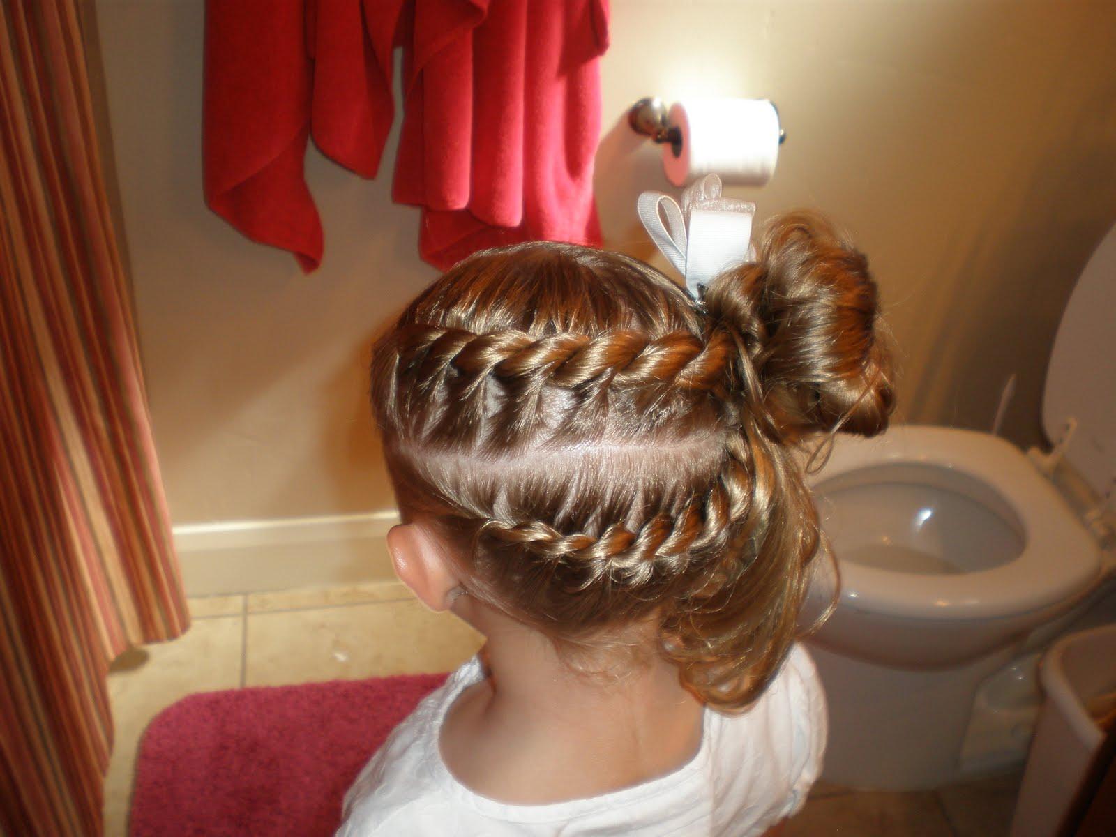 girl hairdos ideas