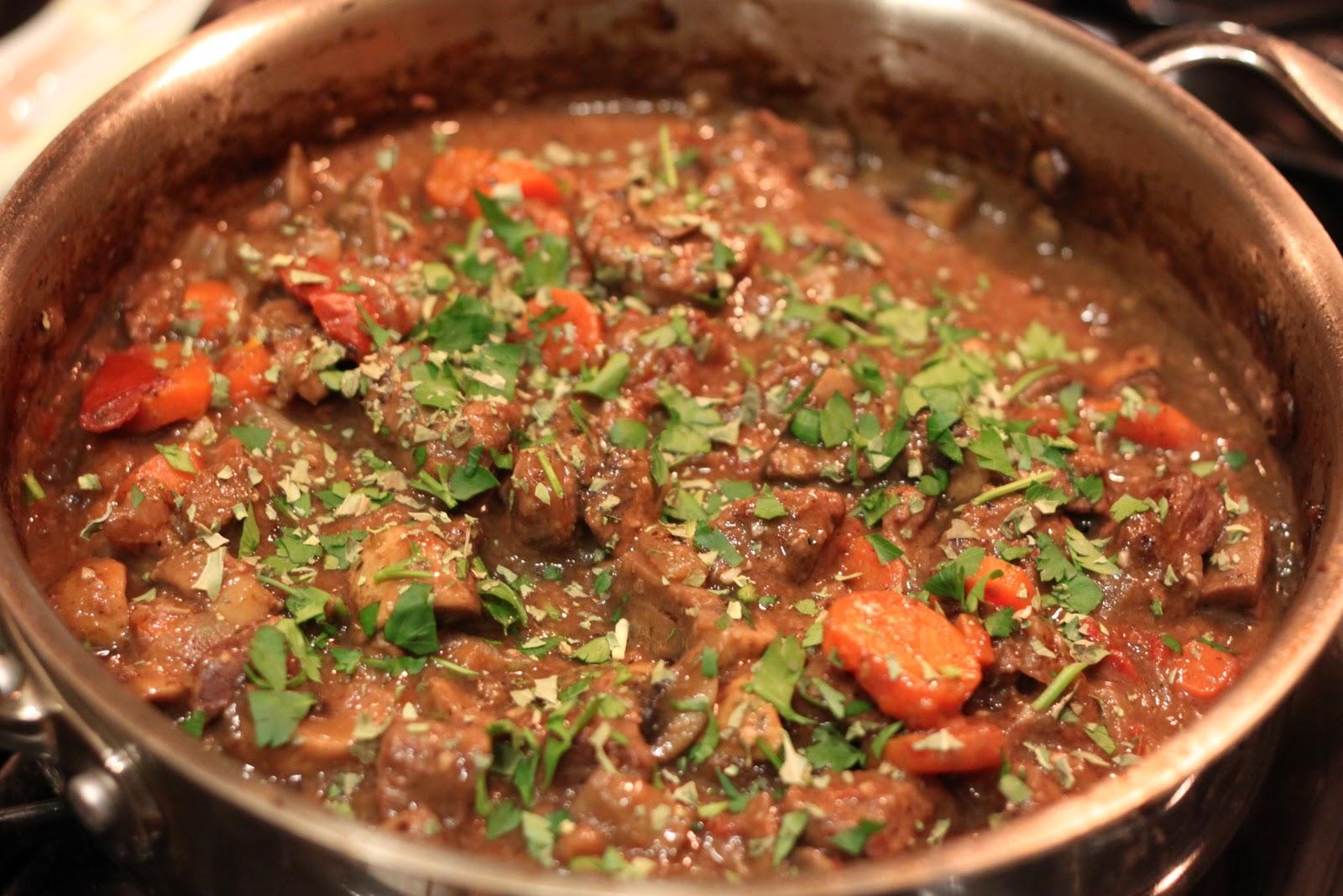 Meghalicious: Italian Beef Stew