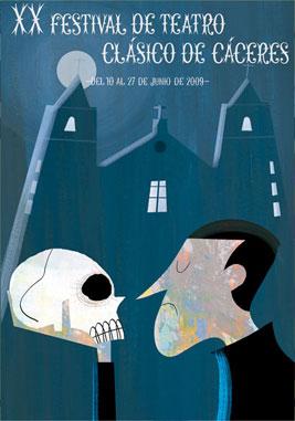 XX Festival de teatro clásico de Cáceres