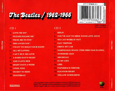 Jfn Beatles Music Amp Memories Beatles Greatest Hits 1962