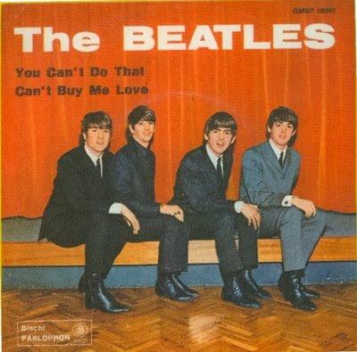 Jfn Beatles Music Amp Memories Beatles Singles Covers