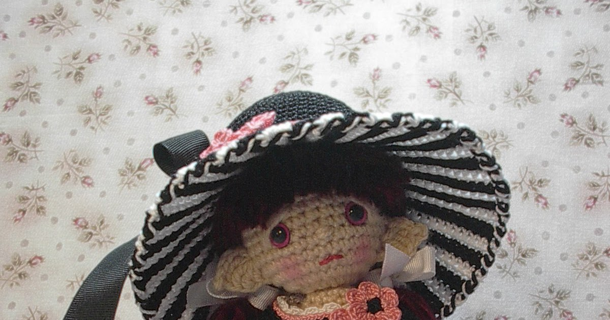By Hook By Hand Nadia S New Hat