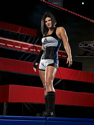Crush aka Gina Carano