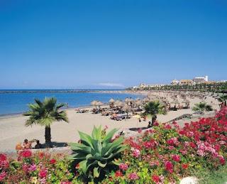 Tenerife, Playa Las Américas