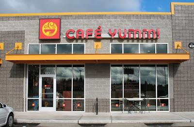 Cafe Yumm Menu Springfield