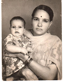 NARESH KADYAN WITH HIS MOTHER