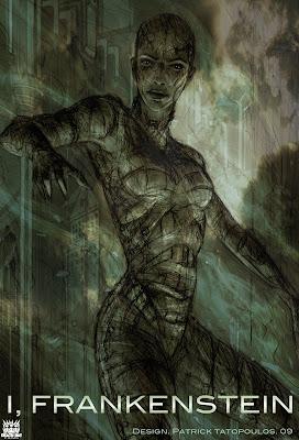 """ifrankensteinbride - Arte Conceptual de """"I, Frankenstein."""""""