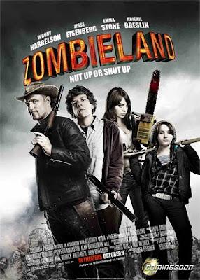 zombieland poster - Nuevo Poster de Zombieland