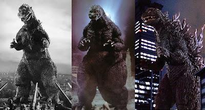 Godzilla - Godzilla de regreso.
