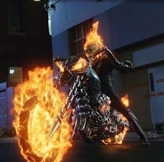 158 - Ghost Rider 2, se las ve negras.