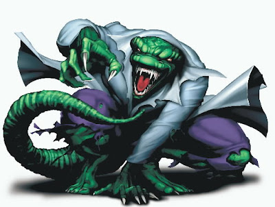 SPIDER MAN 4 Villain - Posible confirmación de Lizard como villano.