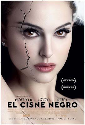 """poster blackswan grande - Primer póster en español de """"El Cisne Negro""""(Black Swan)"""