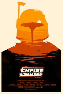 Olly Moss Empire - Póster de Star Wars, versión Olly Moss