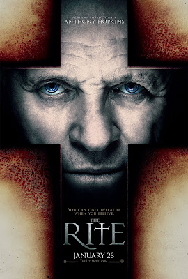 the rite movie poster - Nuevo póster y trailer de El Rito.