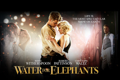 water for elephants - Trailer Internacional de Water for Elephants y sinopsis.