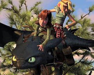 Como entrenar a tu Dragon pelicula que tendra secuela - Como entrenar a tú Dragón 2, será ¡Extraordinaria!