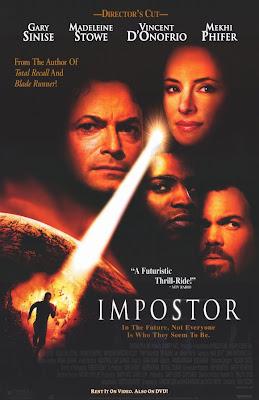 el infiltrado critica poster - Personajes del Cine - Philip K. Dick