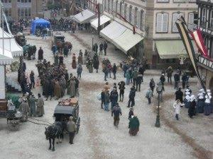 sh22 300x225 - Fotos desde el set de Sherlock Holmes 2