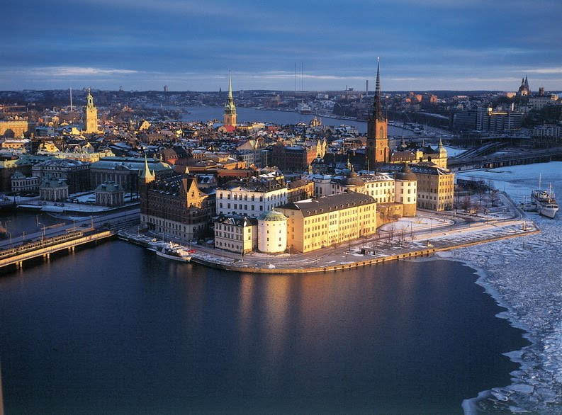 what is on in stockholm