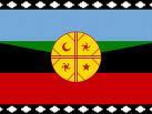 La badera es Honor mapuche