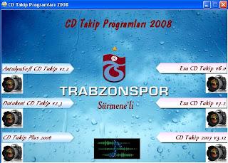CD / DVD Takip Programları Paketi 6 Program Birarada