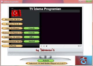 TV İzleme Programları Paketi