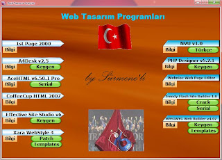 Web Tasarım Programları Paketi