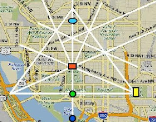 The Sacred Geometry and Symbols of Washington DC ... on map of dc city, map of dc mason, map of dc comics,