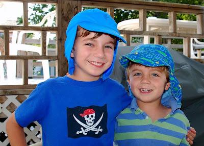 photo of 2 smiling children