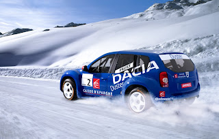 Four-wheel drive Dacia Duster