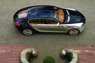 Bugatti 16C Galibier and its friends