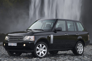Turn the knob, feel the difference: Range Rover