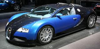 Second hand Bugatti Veyron