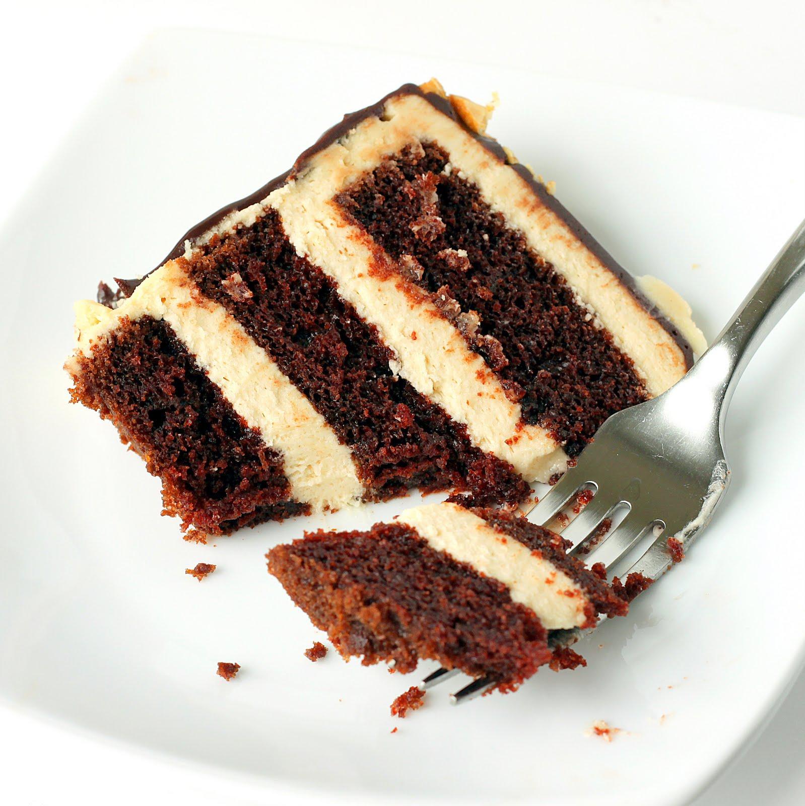 Sugar Cooking: Chocolate Peanut Butter Cake