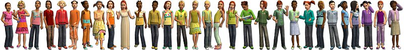 Clothier of Small Sims