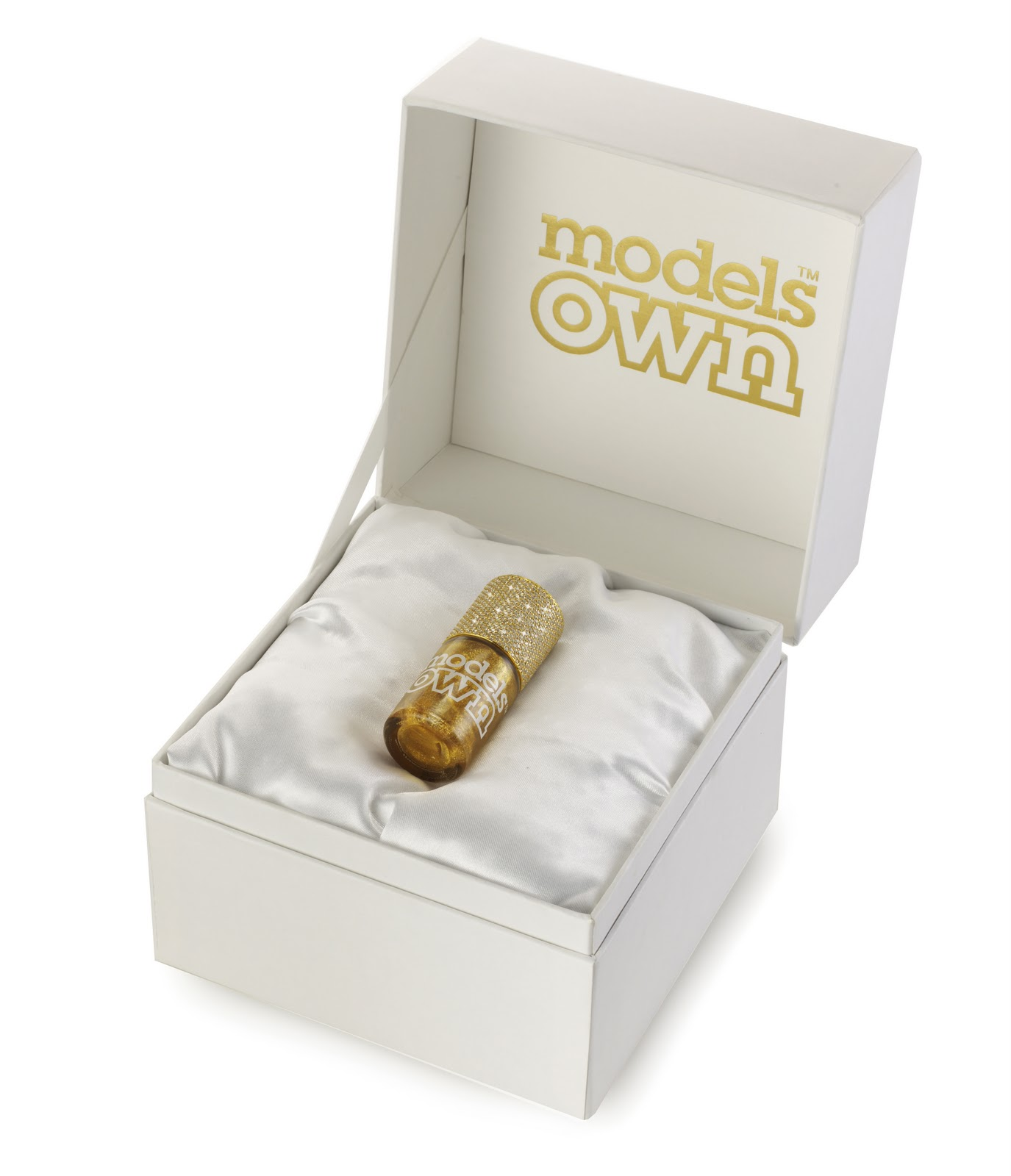 Gold Rush o tal esmalte mais caro do mundo!Reparem na tampinha : ela é totalmente cravejada em diamantes!