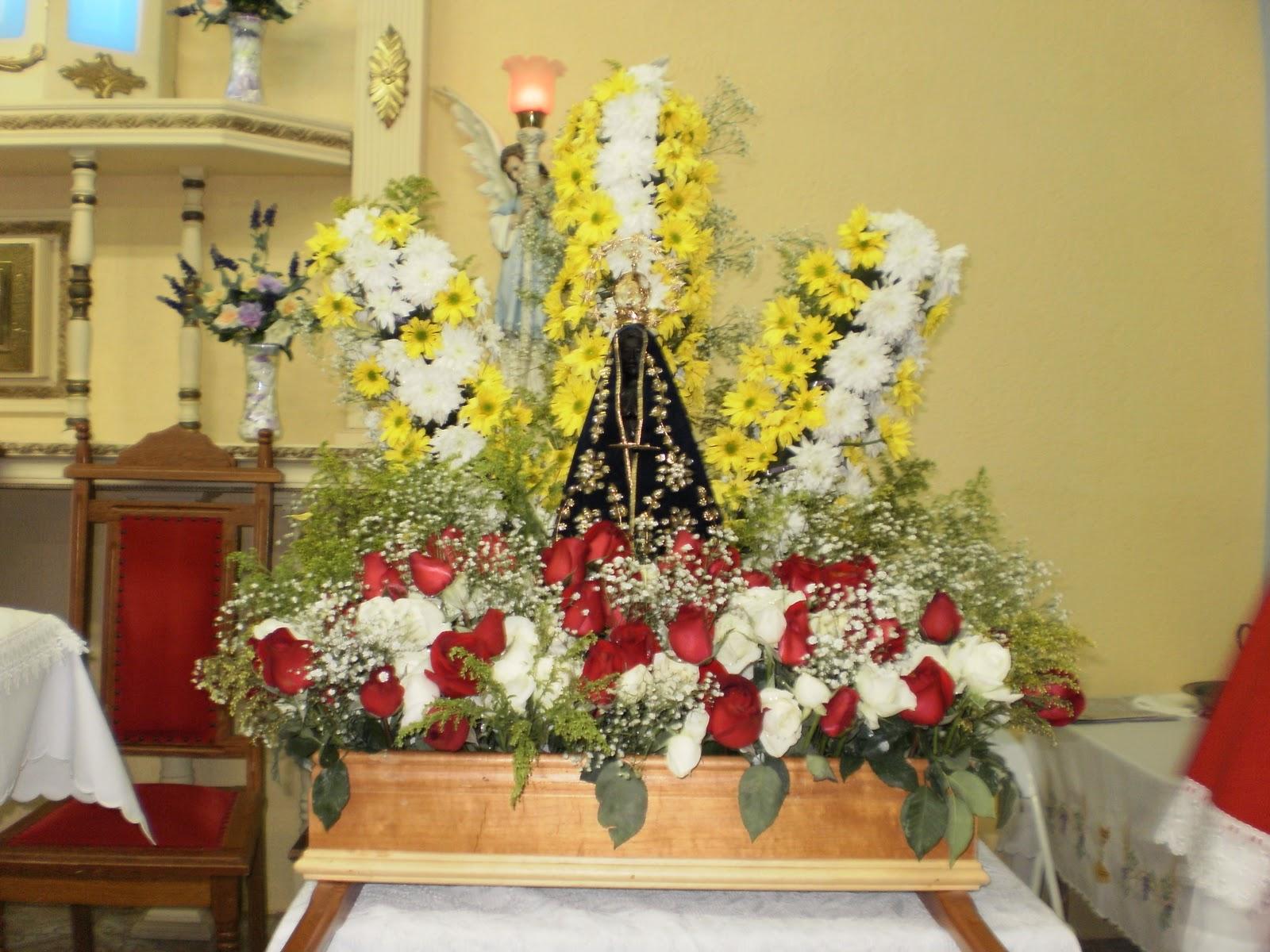 Festa De Nossa Senhora Aparecida: Paróquia São Sebastião: FESTA DE NOSSA SENHORA APARECIDA