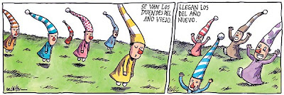 Macanudo - Duendes. By Liniers
