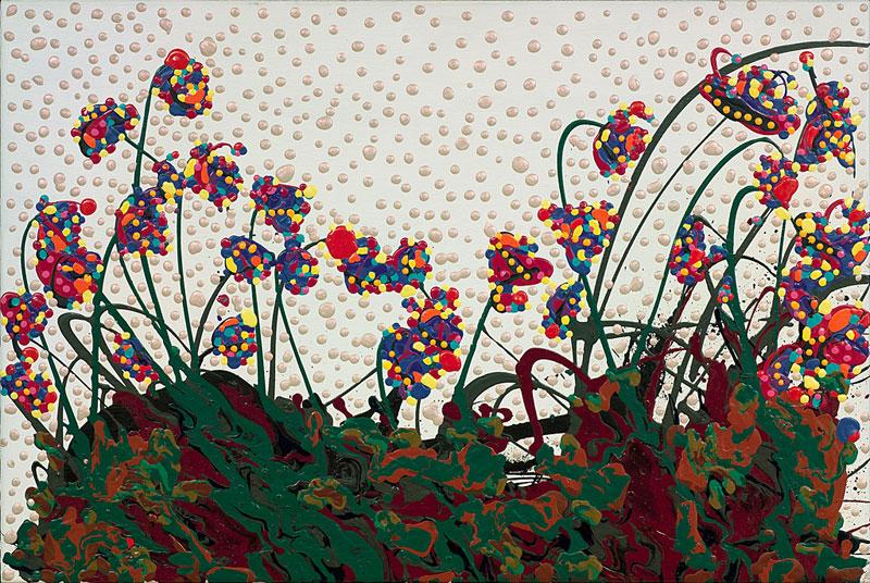 7386 - Fleurs-bonbons
