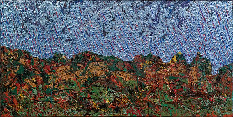 7453 - Pluies atomiques sur la forêt