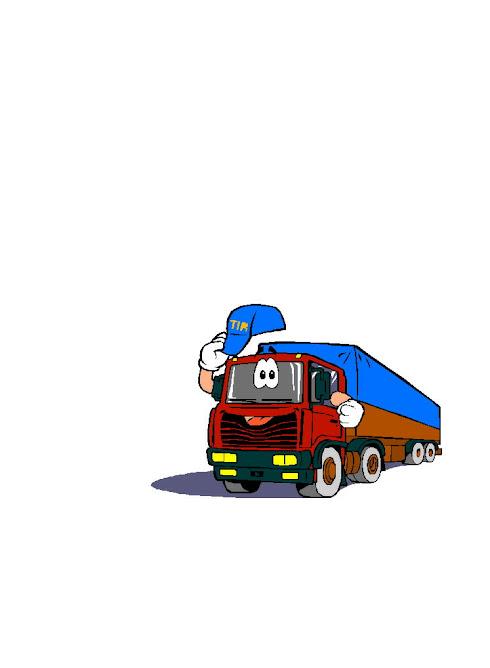 RSchafToys Truck Logo