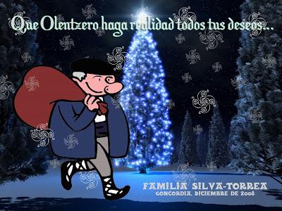 Decir Feliz Navidad En Vasco.Akelarre Eusko Argentinar Kultur Taldea 2008
