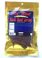 Old West Beef Jerky - Western Style