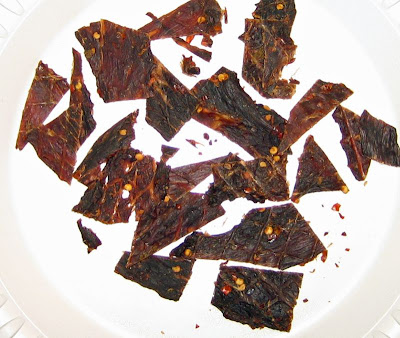 Enjoy Beef Jerky - Hot